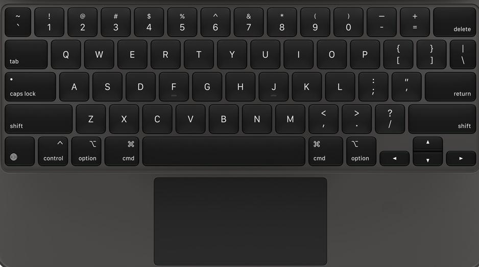 Trackpad Apple Magic Keyboard pentru iPad Pro